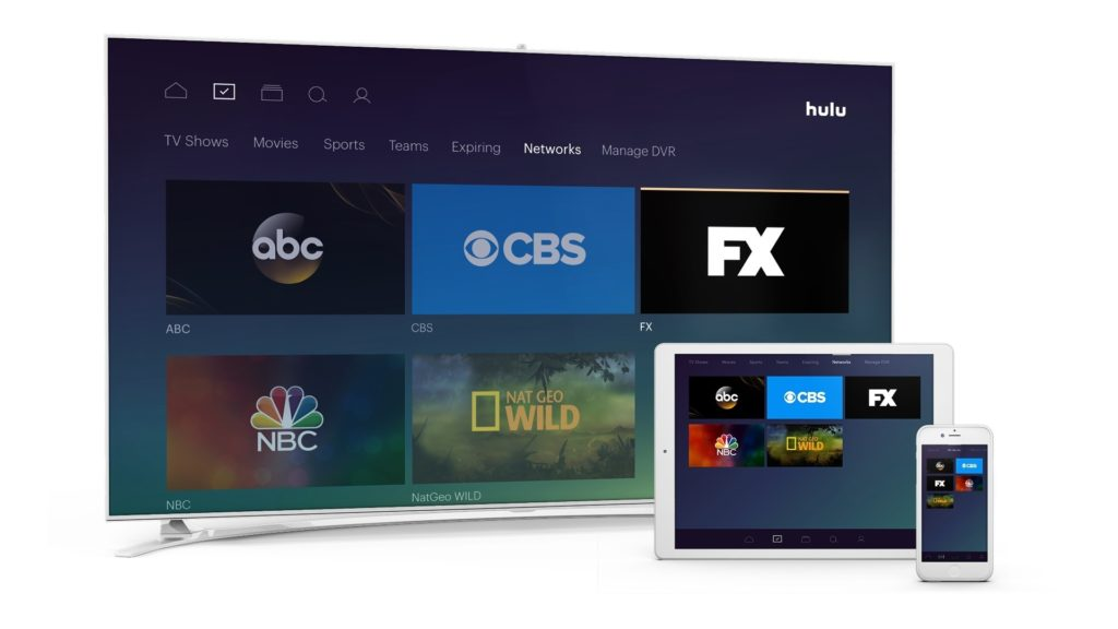 full channel list for the Hulu Live TV bundle Archives